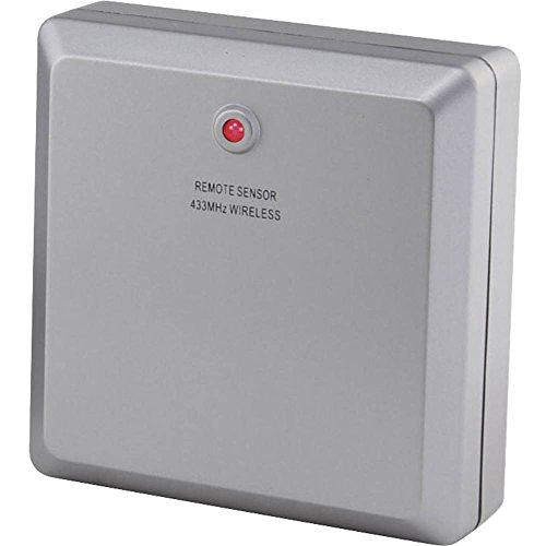 Renkforce Ersatz-/Zusatzsensor KL4931 Thermo-/Hygrosensor Funk 433 MHz