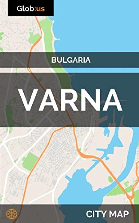 超越するその結果お肉Varna, Bulgaria - City Map