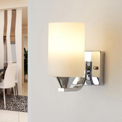 5151BuyWorld eenvoudige moderne bedlamp, wandlamp, hal, balkon, badkamer, woonkamer, LED, unieke wandlamp