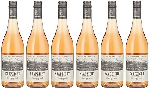 Kaapzicht Pinotage Rosé NV trocken (6 x 0.75 l)