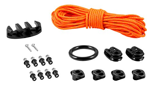 Wilderness Systems Anchor Trolley Kit for Kayaks, 8070132