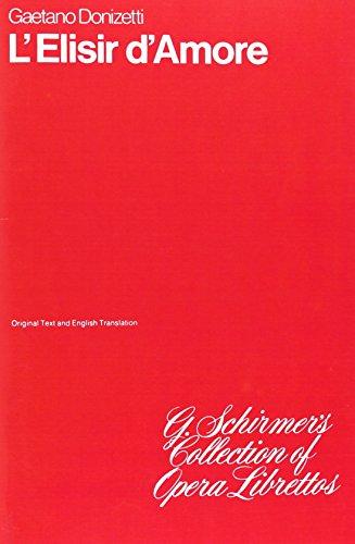 L'elisir d'amore: Libretto