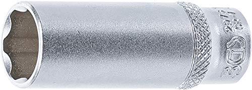BGS 2973 | Steckschlüssel-Einsatz Super Lock, tief | 6,3 mm (1/4