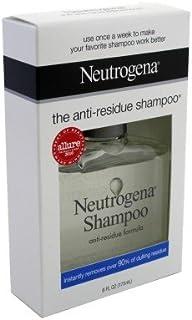 海外直送品Neutrogena Neutrogena Anti-Residue Shampoo, 6 oz (Pack of 6)