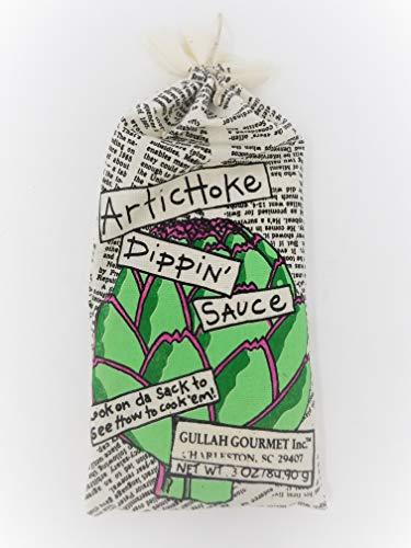 Gullah Gourmet - Artichoke Dippin' Sauce - .3 OZ Bag