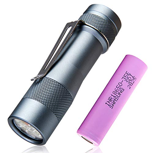 LED Super Bright Flashlight - Lumintop FW3A 2019 New Design,2800 Lumens with 3 SST20 LED,5 UI Turbo for Professional Fans Neutral White