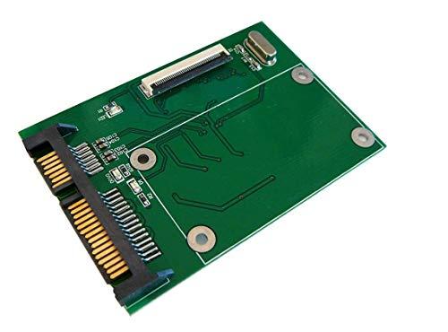 KALEA-INFORMATIQUE Adapter 40pin ZIF Festplatte zu SATA (Hitachi Toshiba 1.8