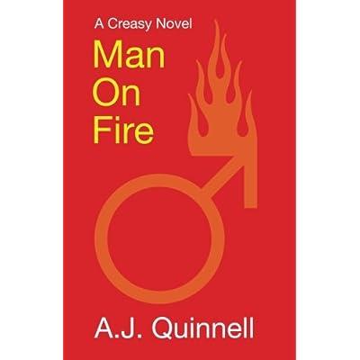 man on fire book