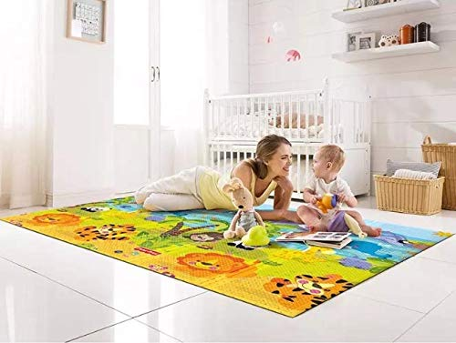 Fisher Price Portable Playmat 140x200 x1.0 cm (Modelos Varios)
