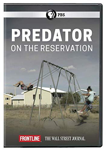 FRONTLINE: Predator on the Reservation DVD