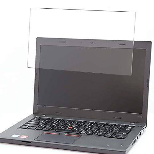 Vaxson 3 Stück Schutzfolie, kompatibel mit lenovo Thinkpad L470 LAPTOP 14