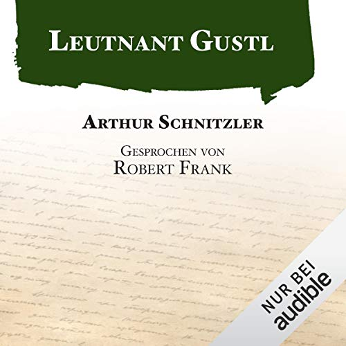 Leutnant Gustl  By  cover art