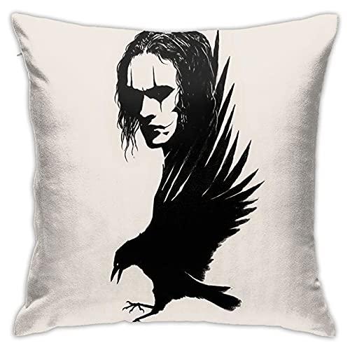Eric Draven Federa per cuscino per divano, giardino, letto, divano