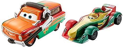 Disney Cars Rip Clutchgoneski and Brian Gearlooski by Mattel