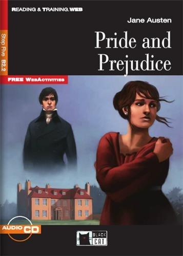 PRIDE AND PREJUDICE + audio + eBook: Pride and Prejudice + audio CD