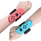 Muñequera para Just dance para Nintendo Switch Correas ajustables para Joy-con Just dance 2020 / 2019,2 Pack