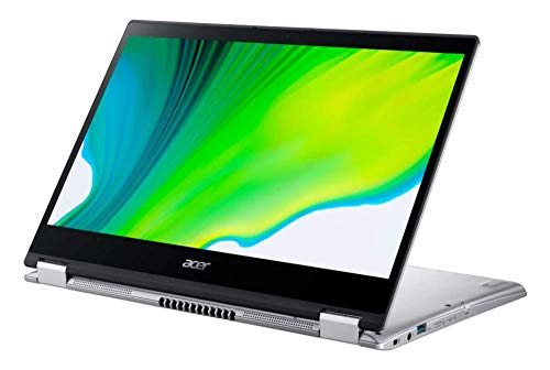"Portátil Acer Spin 3 Pro 14"" FHD i5-1035G4 8GB/256GB SSD 2in1 Win10 Pro SP314-54N-57C3"