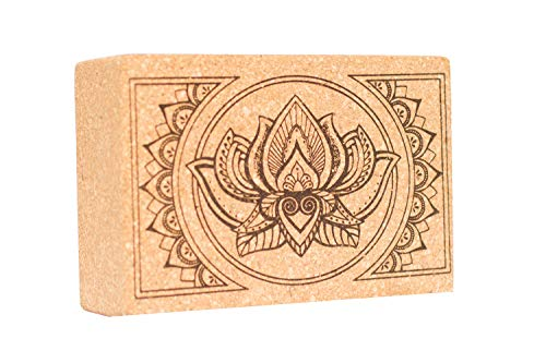 Cork Yoga Blocks & A Strap