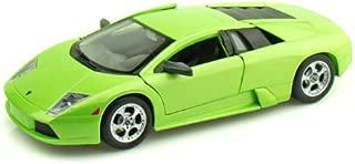 Lamborghini Murcielago by Collectable Die cast in Green - 1/24