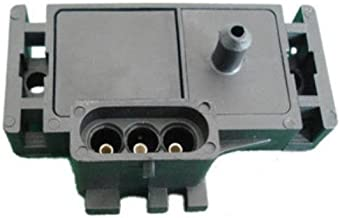 Partlex OEM Quality Manifold Absolute Pressure MAP Sensor Fiotment For: GMC Cadillac Chevy Buick Isuzu Part Reference: 16040749 12223861