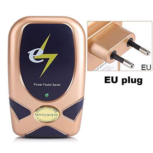 Bedler Digitaler Hausstrom-Energie-Energie-Sparer 28KW 90V-250V LED elektrische Einsparungkasten-elektrische Energieeinsparung-Gerät bis 30% EU-Stecker energiespar stromsparbox gerät speichern elektr
