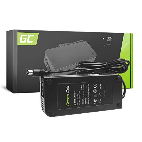 Green Cell® Cargador (54.6V 4A 218W) para Whistler Xplorer Yamaha Zündapp E-Bike...