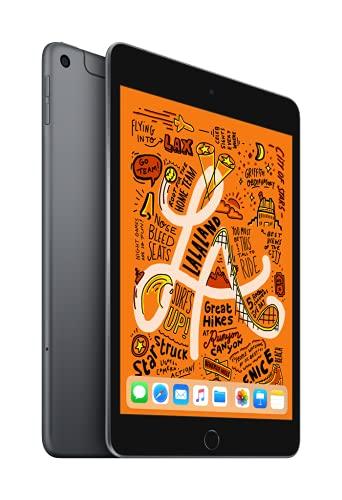 2019 Apple iPad Mini (7,9, Wi-Fi + Cellular, 64 GB) - Space Grau (5. Generation)