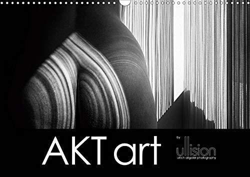 AKT art (Wandkalender 2020 DIN A3 quer): Stilvolle Aktfotografie in ästhetischer Abstraktion im Spiel aus Linien und Körpern (Monatskalender, 14 Seiten ) (CALVENDO Kunst)