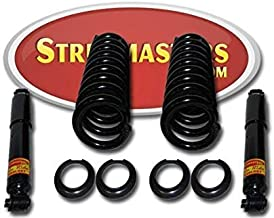 Strutmasters Rear Air Suspension Conversion Kit for 2004-2010 Infiniti QX56
