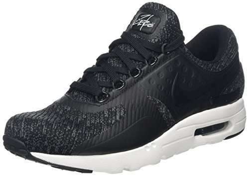 Nike Air MAX Zero Se, Zapatillas de Running para Hombre, Multicolor (Black/Cool Grey-Dark 005), 39 EU