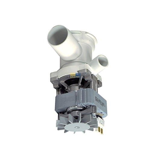 Pompe de trop-plein avec tamis Pompe Embout et fluse Machine à laver Sèche-linge comme Bosch/Siemens 140470