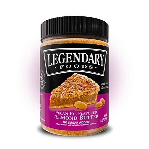 Legendary Foods Almond Butter | Keto...