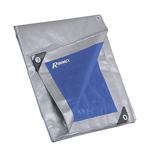 Ribimex PRB25005X08 Pro Telone Rinforzato, 5x8 m, 250 gr, Multicolore