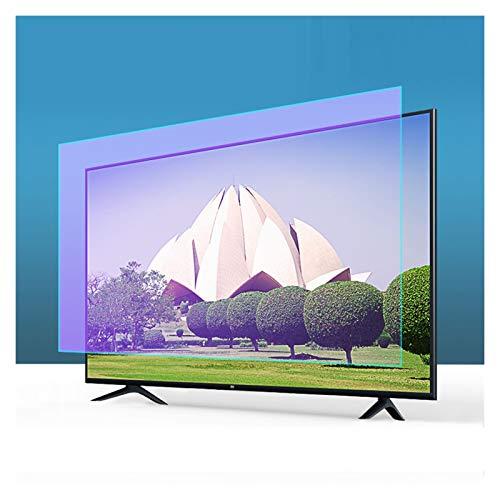 AWSAD Protector Pantalla LCD, Protección para Los Ojos Se Adapta A Pantallas LCD LED 4K OLED Y QLED HDTV Protector de Pantalla Anti Luz Azul (Color : Anti-Blue Light, Size : 75 Inch 1645X930mm)