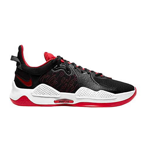 Nike Men's Shoes PG5 Bred CW3143-002 (Numeric_11)