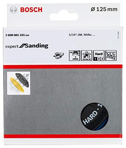 Bosch Professional Multi-Hole Schuurpad (Ø 125 mm, hard, klit, accessoire excenterschuurmachine)