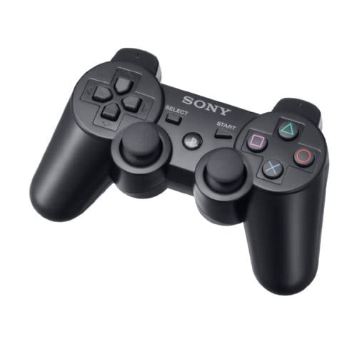 PlayStation 3 Controller DualShock 3 Wireless, Nero