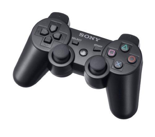 Manette PS3 Dual Shock 3 - Noire [Importación Francesa]