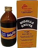 El Captain Company Black Seed Oil, Nigella Sativa Black Cumin- 8.45 fl. oz. Bottle