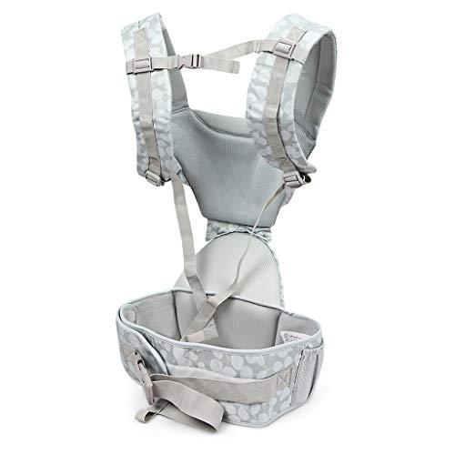 Ergonomique Porte-bébé Femmes Multi-Fonctionnel 4 Position Infant Nouveau-né Porte-Bébé Air Infant Respirant Sac À Dos (Color : B)