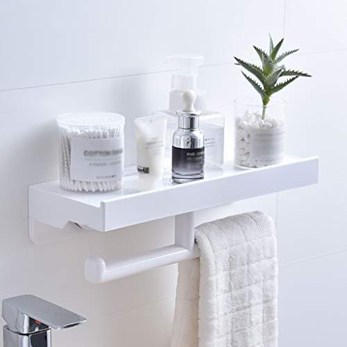 Xiao Jian doucheplank, rechthoekig, voor badkamer, zonder boren, zelfklevend, bevestiging aan de muur