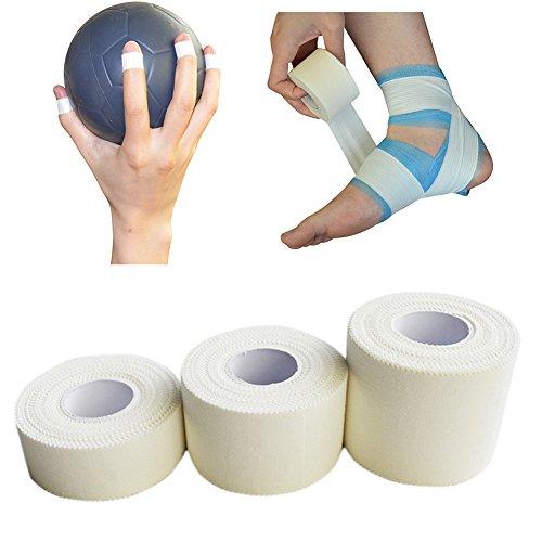 Haftbandage, medizinische Sportbandage, weich, Unterwickelbandage, Sport- und Physio-Tape, Bandage, Body-Strapping, Unterwickelband, Sport-Tape