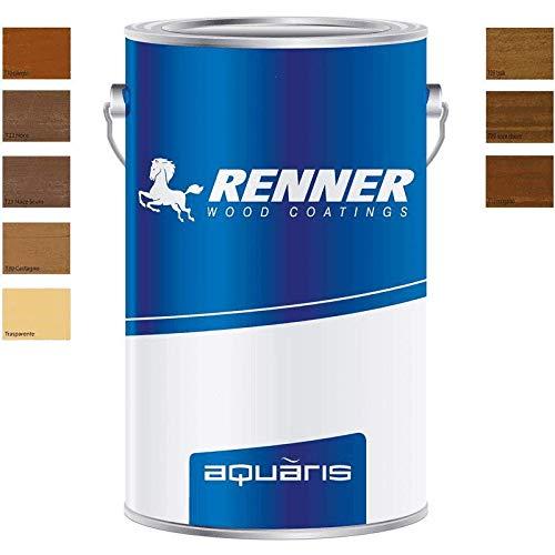 Renner AQUARIS YM M034 5Kg impregnante professionale acqua interno esterno (Trasparente)