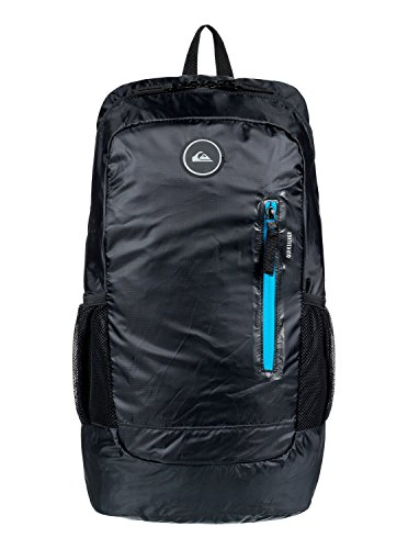 Quiksilver OCTOPACKABLE M BKPK KVJ0 Mochila comprimible, Hombre, Black, One Size