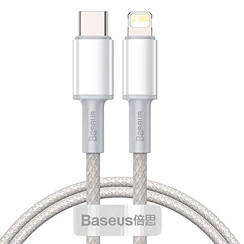 Baseus Eden Custodia smart in pelle, per Apple iPhone 6 (4,7'), colore: blu/rosa