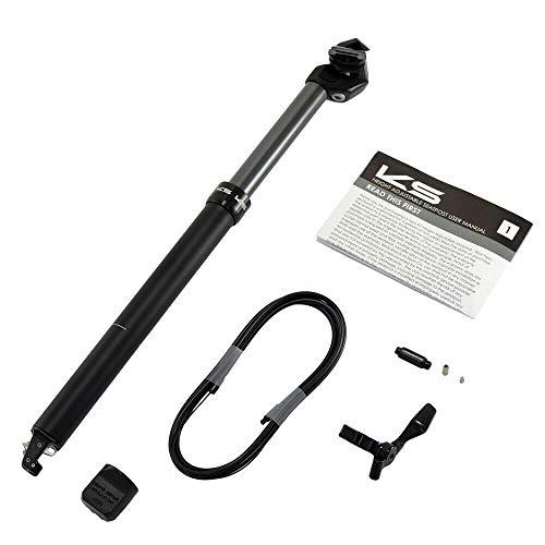 Kind Shock KS ETEN-I Road Version 27,2 x 445 mm Tige de selle à distance 120 mm VH1993