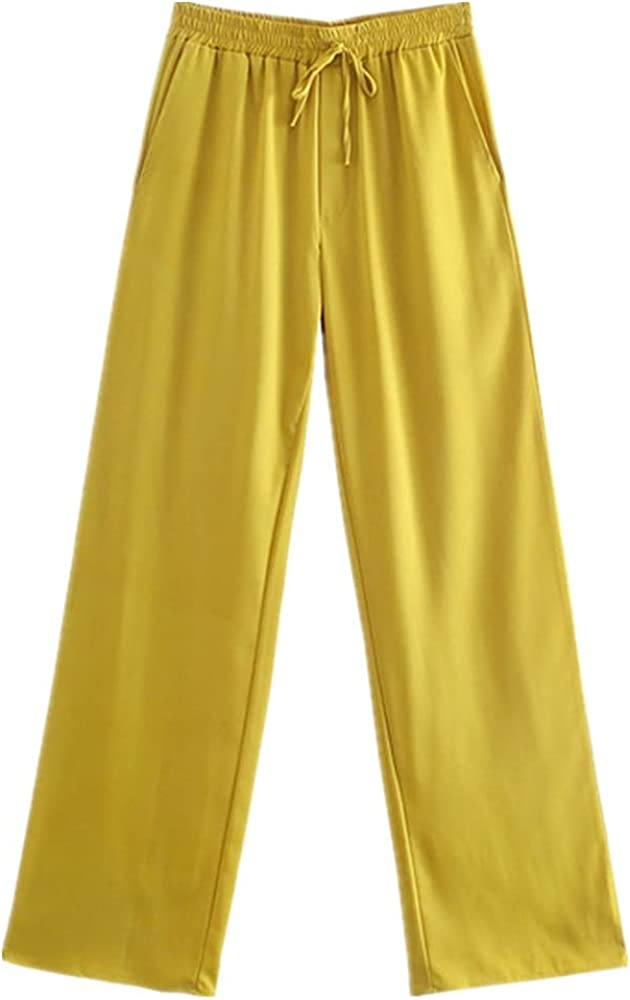 NP Tangada Women Green Casual Long Pants Trousers Street Lady Pants Pantalon
