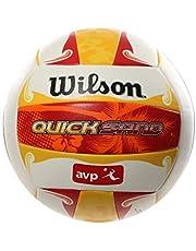 Wilson Avp Quicksand Aloha Volleyball, Unisex Adulto