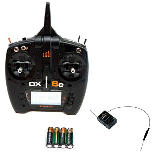 Spektrum DX6e Hand-Fernsteuerung 2,4 GHz Anzahl Kanäle: 6 inkl. Empfänger