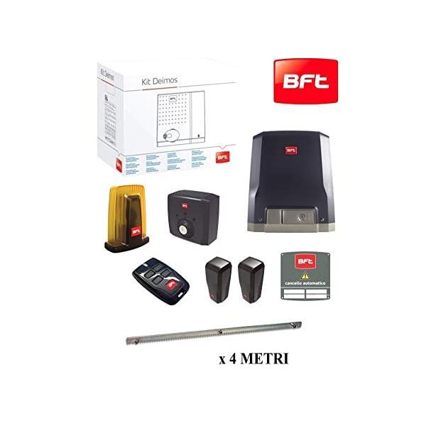 BFT-Kit-de-puerta-corredera-automtica-Deimos-con-motor-de-230-V-hasta-600-kg-para-uso-residencial-y-empresarial-R92528000002-cremallera-Hiltron-con-pernos-incluidos